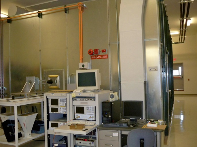 chamber and analyzer